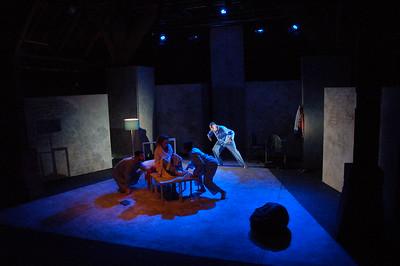 4.48 Psychosis (Corbett Theatre, Sept 2016)