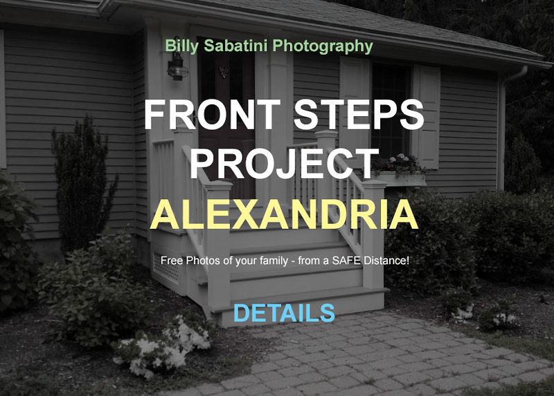 FRONT STEPS PROJECT INTRO