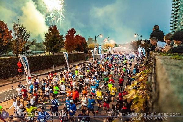 2014 Columbus Marathon