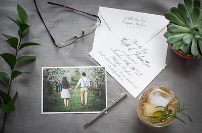 Fox & Quill Wedding Stationery