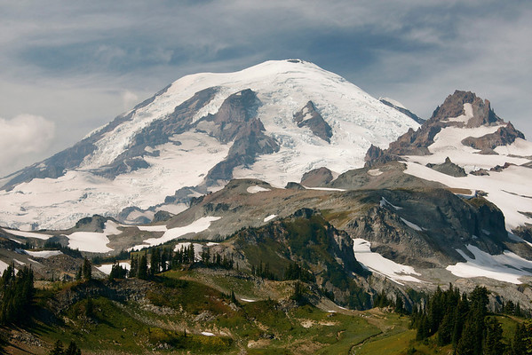Wonderland Trail, Mount Rainier National Park