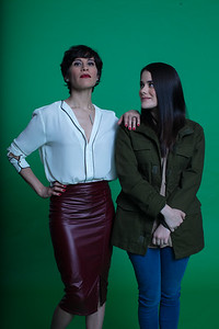 Martina y Diana