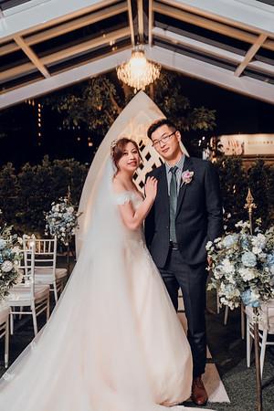 Ethan ♥ Jane│青青格麗絲婚宴會館