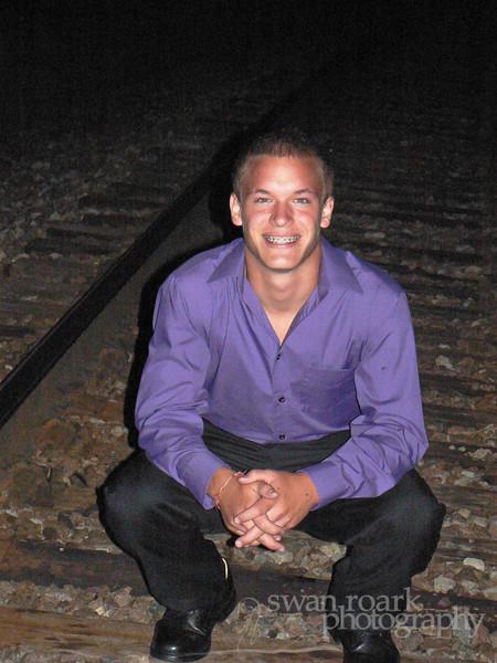 Derek's Senior Photos