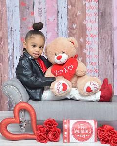 Lyric Valentine's Day 2020