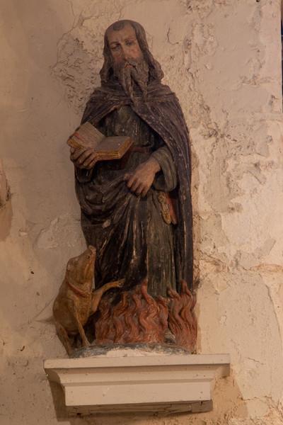 Bar-sur-Seine, Church of Saint Stephen, Saint Anthony Abbot