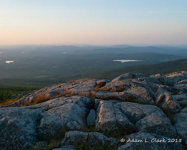 Sunset 07-10-2015 Climb