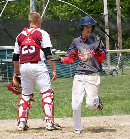 Baseball: Penquis at Acadians 7/13