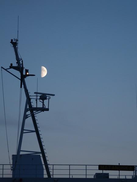 Moon and the Malaspina