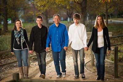 Cobalt Family Shoot