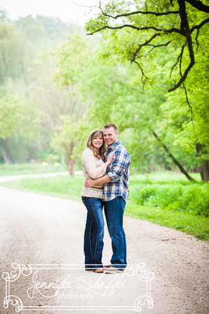 Abbi and Brian Engagement Session Highlights