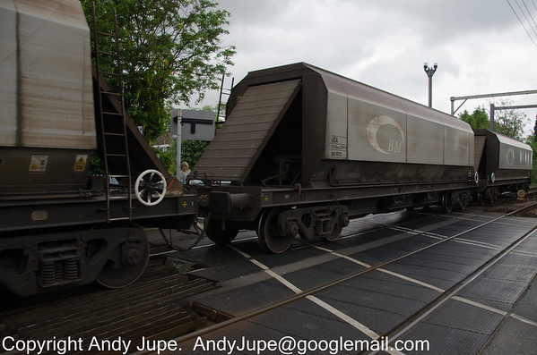 JEA (BM) - Bogie Aggregate Hopper Wagon