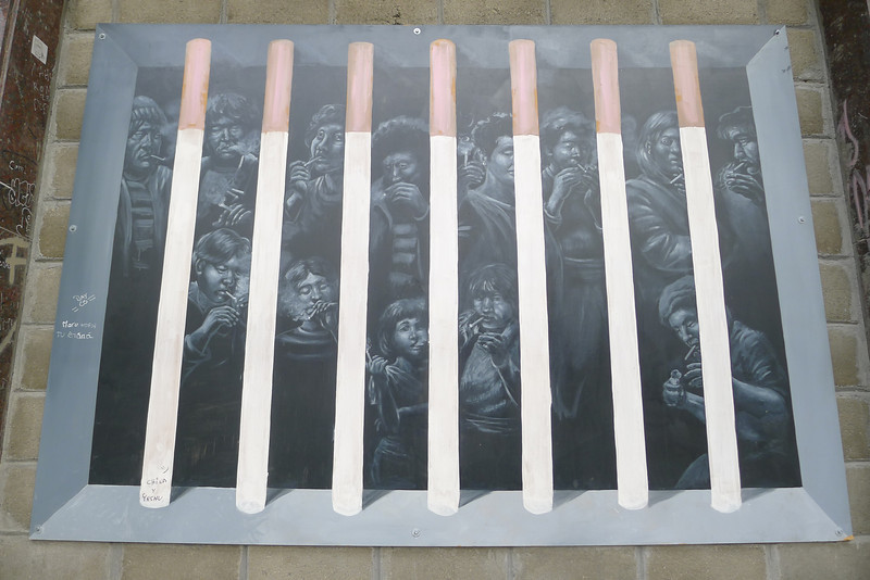 Av St. Martin wall art. Ushuaia