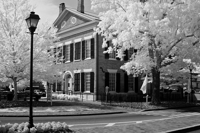 Dahlonega scenes in infrared