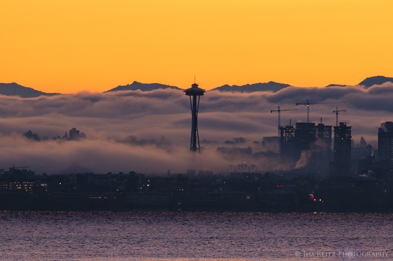Needle in a Fog Stack