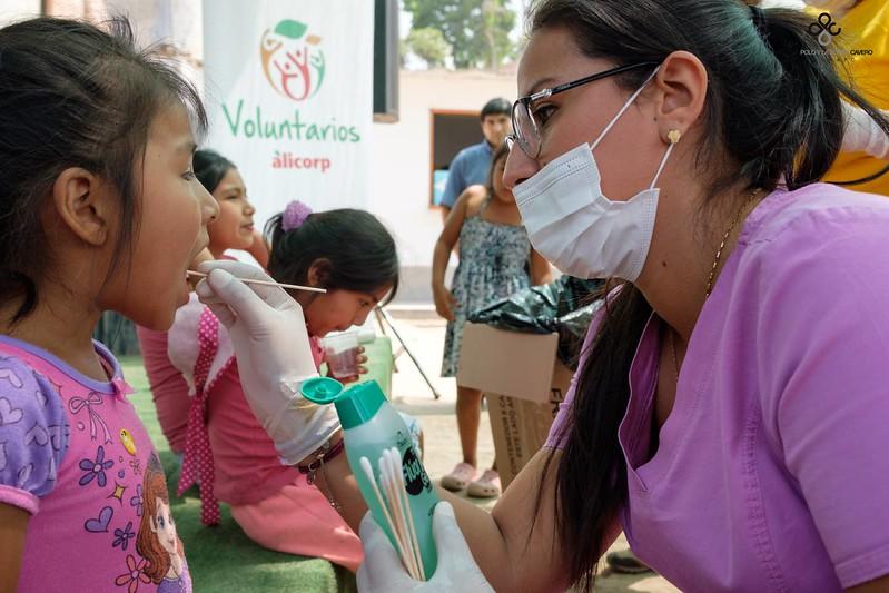 Campaña de Salud Bucal (Alicorp - Cerrito Libertad) (2018.03.03)
