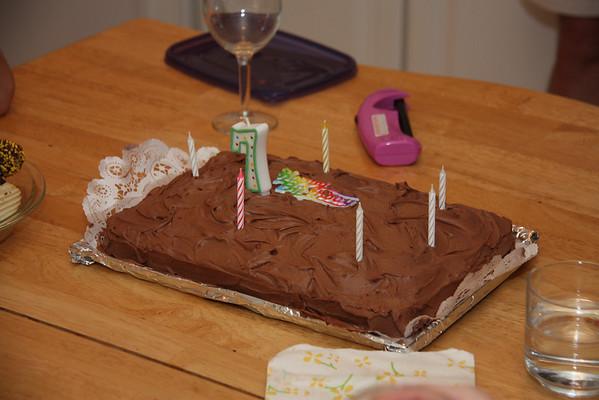 Julia's 7th Birthday