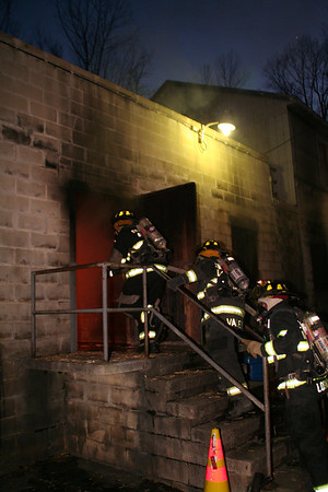 Middletown Fire Academy 4-20-07