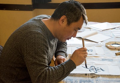PTSA Shodo (Calligraphy) Class