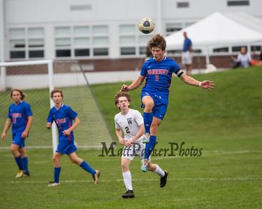 2021-9-14 WHS Boys Soccer vs Windham