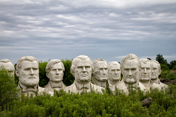 Presidents of decay