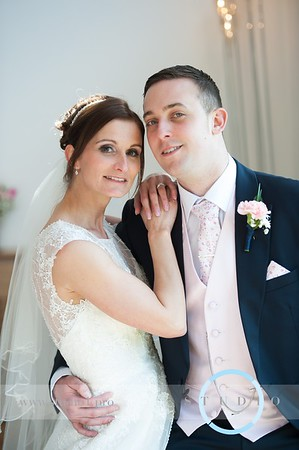 Jamie & Chris - MAIDENS BARN