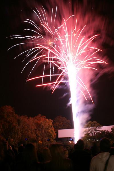 Putney Fireworks 2007