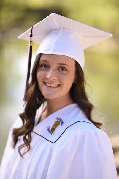 Allie Graduation Photos