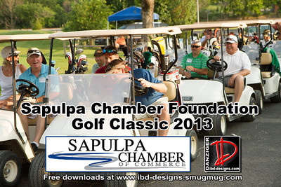 Sapulpa Chamber Golf 2013