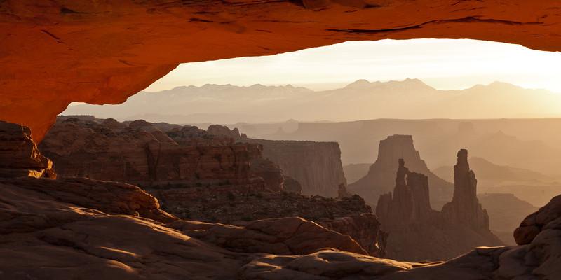 Mesa Arch, Canyonlands NP