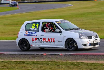 Scott Edgar To Join JG Racing Clio 182 Team..