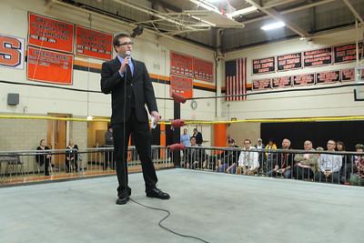New England Championship Wrestling November 1,  2014
