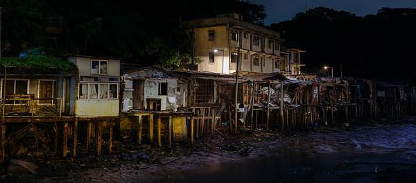 Hong Kong's Abandoned Fishing Village