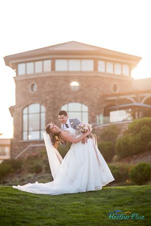 Brooke + Andrew | The Crossings at Carlsbad Wedding | San Diego Wedding Photographer