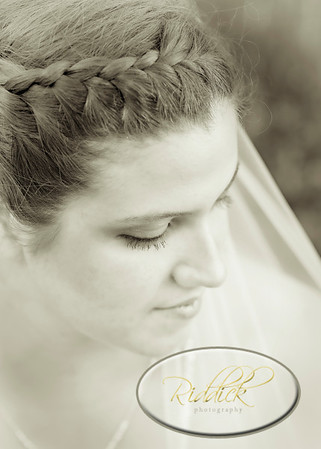 Natalie's bridal portrait session
