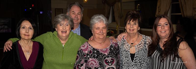 Florence Savko 70th birthday party