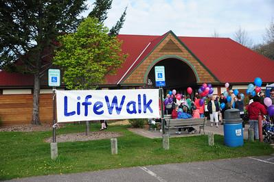 Life Walk 2012