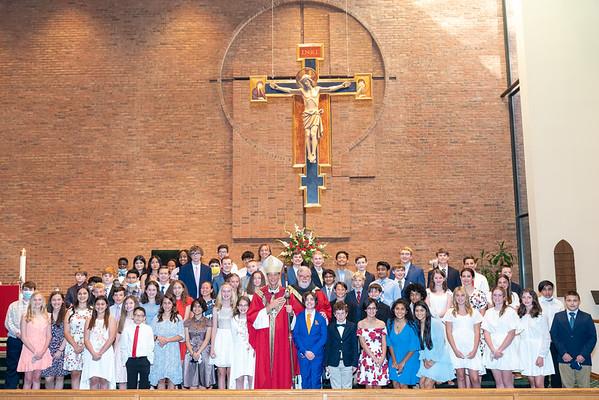 2021 St. Anne Church Confirmation