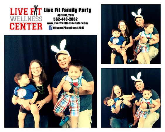 Live Fit Family Party