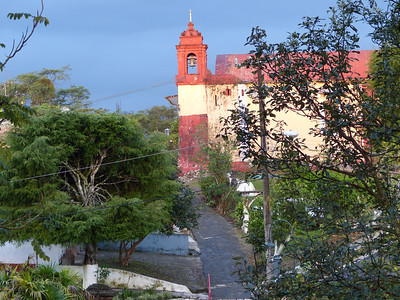 La Ceiba Grafica - La Orduña-Coatepec