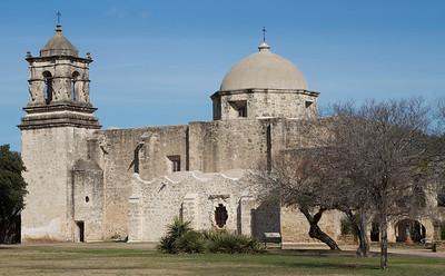 January - Texas