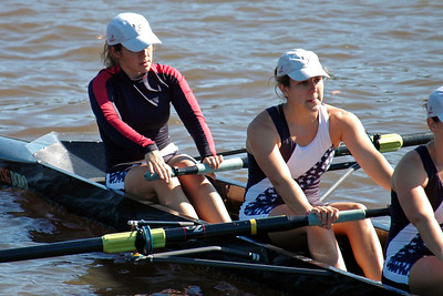 Penn. Women at Princeton Chase, 2007