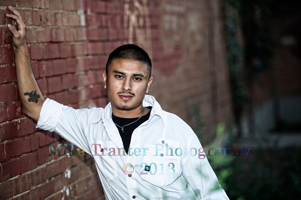 Adrian Gonzalez Senior Portrait Primero HS 2014