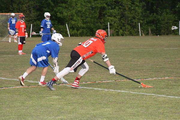 Varsity Lacrosse vs. FUMA