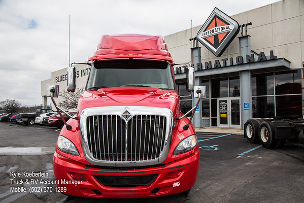 2013 International ProStar | Unit L-612