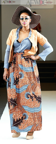 African Fashion Week DC 2015 - AFWDC - AFWDC Runway Fashion Show and Vendors - Simply Cecily 3-21-2015