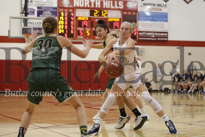 Freeport vs Belle Vernon Girls Basketball Playoffs