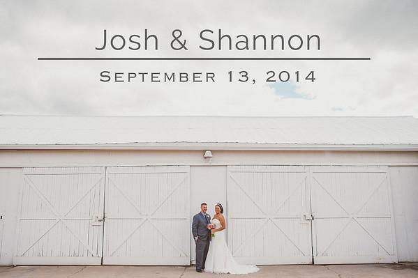 Shannon & Josh
