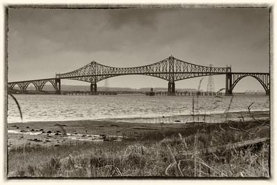 Conde B. McCullough Memorial Bridge (Coos Bay Bridge)