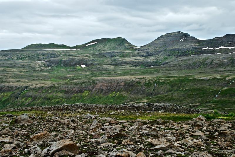 Upp af Hælavík.